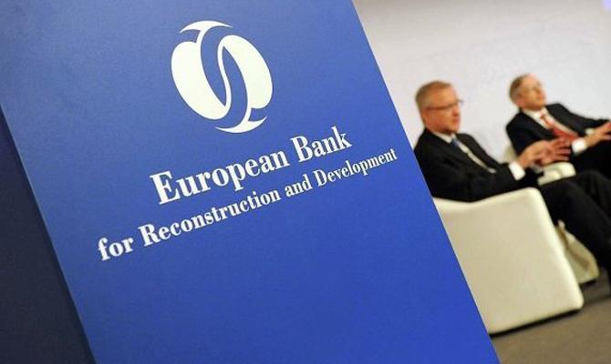 ЕБРР сегодня откроет представительский кабинет вОдессе
