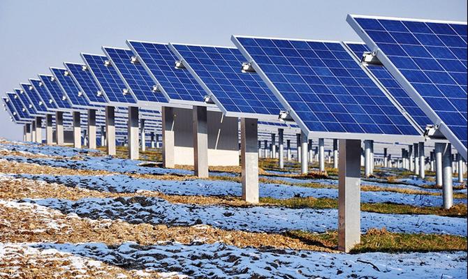 Индия будет инвестировать вукраинскую солнечную энергетику