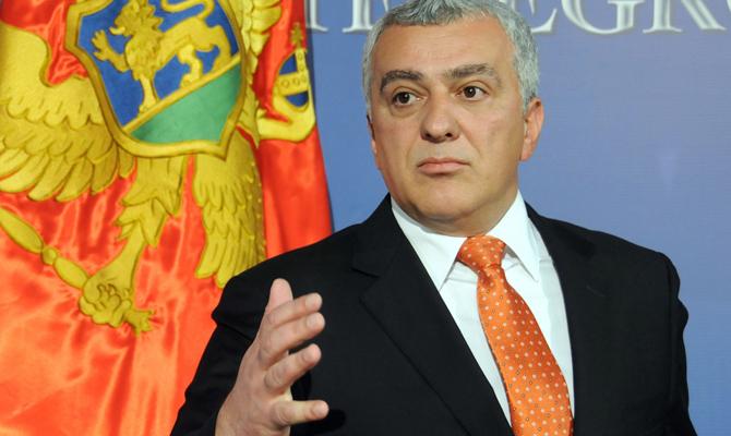 Власти Черногории запретили заезд 149 гражданам Российской Федерации иУкраины