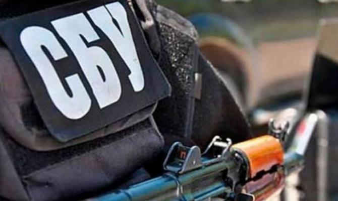 ВХерсонской области СБУ обыскала отделение полиции из-за разглашения гостайны