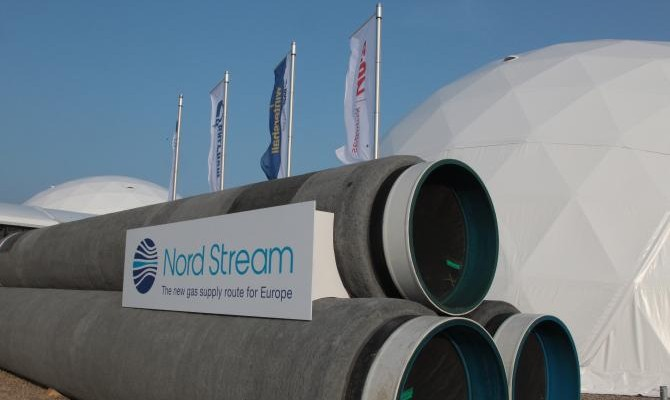 «Газпром» спартнерами договорились офинансировании Nord Stream 2