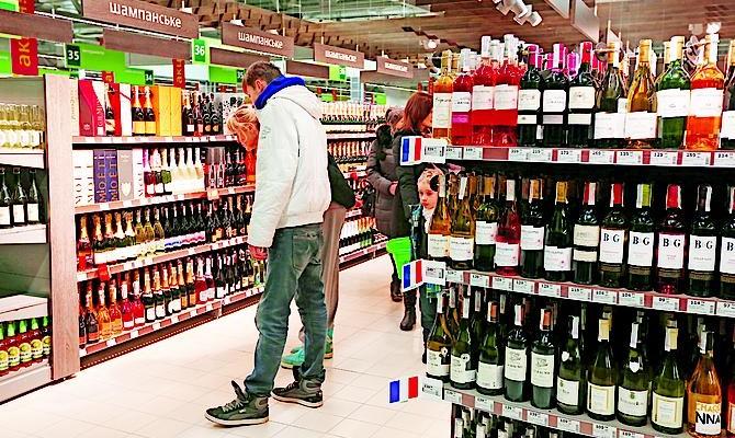 Киевсовет не может выполнить решение Хозсуда об отмене запрета на продажу алкоголя ночью