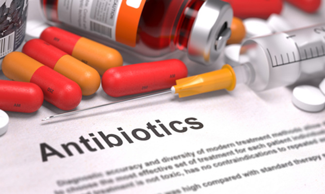ВОЗ пересмотрела рекомендации поупотреблению антибиотиков