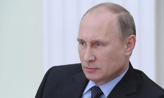 Путин обвинил США вподдержке террористов, действовавших вЧечне
