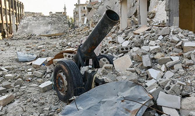 МинобороныРФ: засутки вСирии зафиксировано 9 нарушений режима перемирия