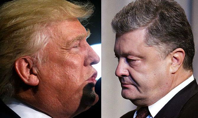 АП: Президент Украины уже отправился софициальным визитом вСША