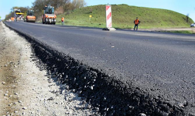 Кабмин планирует выделить 2 млрд на строительство магистрали Львов-Николаев