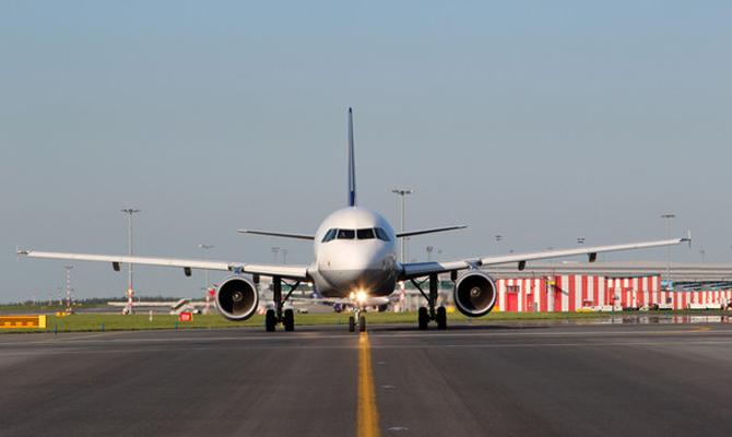 Авиакомпании Украины увеличили пассажирские перевозки на 42,5%