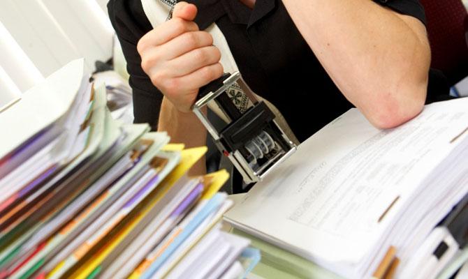 Вступил в силу закон об отмене печатей в бизнесе