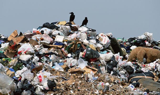 Кабмин обещает Львову 50 млн на полигон для мусора