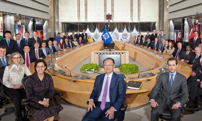 Всемирный банк одобрил концепцию партнерства с Украинским государством на5 лет