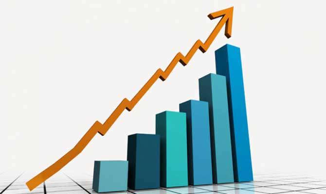 ВУкраинском государстве промпроизводство выросло на1,2% после трехмесячного падения