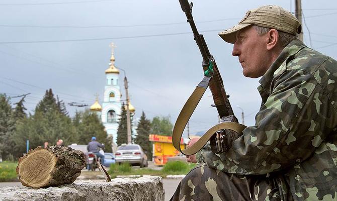 Турчинов: «Хлебное перемирие» наДонбассе сорвалось