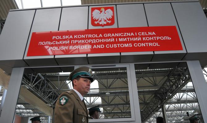 Польша не желает продолжать работу пешеходного пункта пересечения границы вУгринове