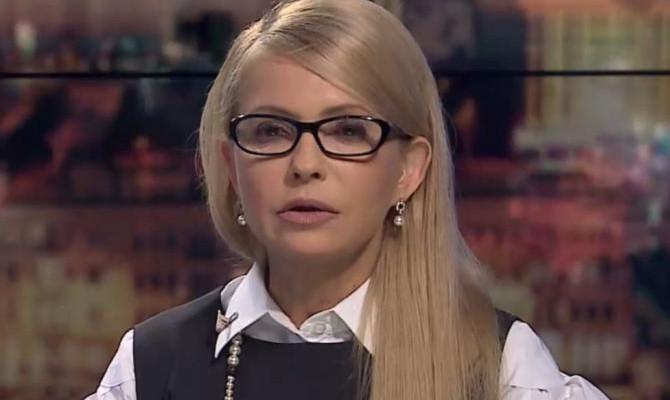 «Неостанется икостей»: Тимошенко предрекла будущее Украины без перевыборов