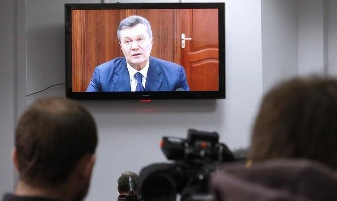 Януковичу иЗахарченко объявили оновом сомнении поделу Майдана