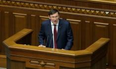 Луценко обещает завершить расследование убийств на Майдане до конца года