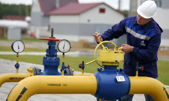 «Газпром» в этом 2017-ом году увеличил поставки газа вЕвропу