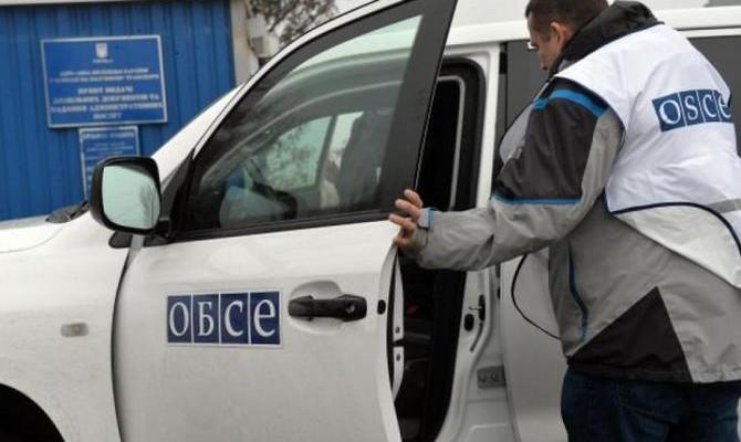 НаДонбассе боевики грозили наблюдателям ОБСЕ