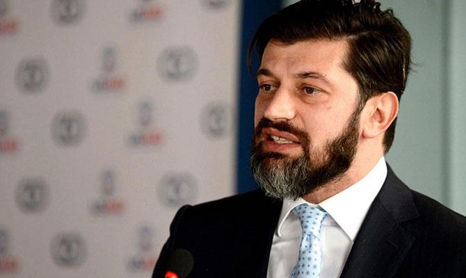 Каладзе стал кандидатом напост главы города Тбилиси