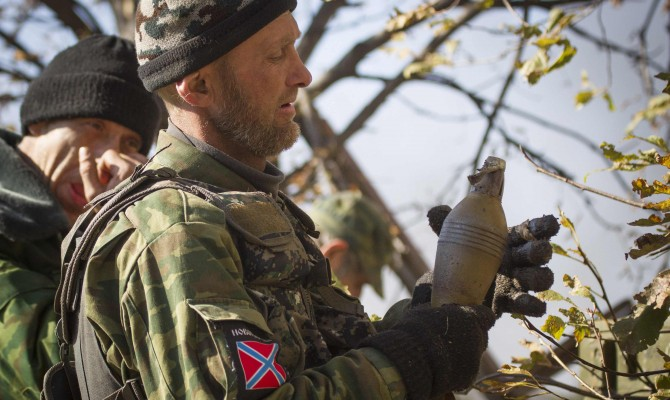 Руководство ДНР изымает у русских военных инаемников паспорта— агентура