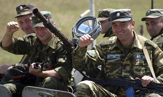 ВГрузии сообщили, чтоРФ передвигает линию границы снепризнанной Абхазией
