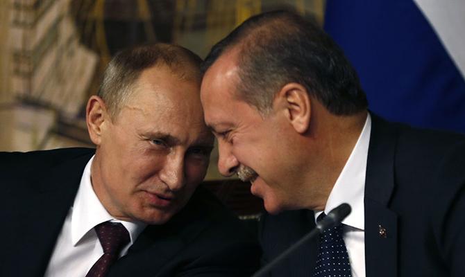Эрдоган: Турция может нератифицировать соглашение поклимату из-за США