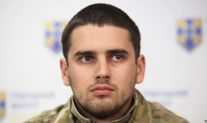 Депутат Верховной Рады отправился напередовую наДонбасс иполучил ранение