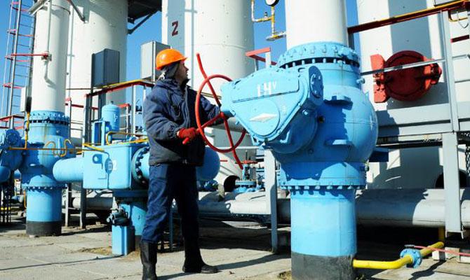 ЕС несомненно поможет Украине определить стратегию применения подземных хранилищ газа