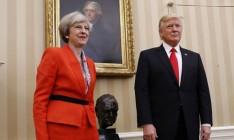 Трамп анонсировал крупную торговую сделку США с Великобританией