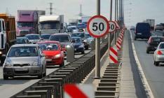 Кабмин планирует ограничить скорость движения в населенных пунктах до 50 км/ч