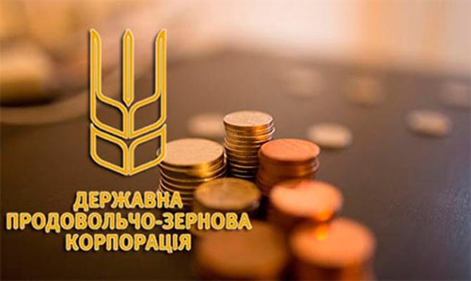 Государственная зерновая компания заполгода заработала практически 300 млн грн