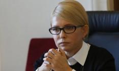 Тимошенко считает лишение Саакашвили гражданства расправой над оппозицией