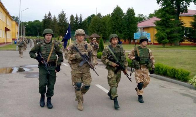 Вгосударстве Украина отмечают День Сил специальных операций