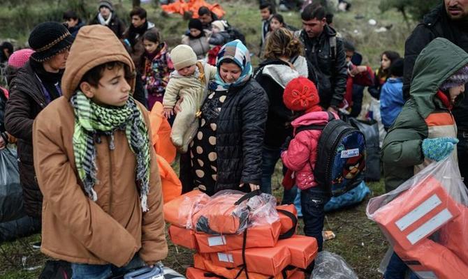 В Греции арестованы 122 украинца