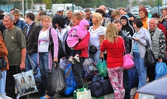 В Российской Федерации приняли резонансное решение побеженцам сДонбасса