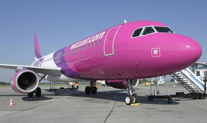 Wizz Air запускает два новых рейса из столицы Украины впольские города