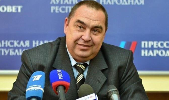 Главарь «ЛНР» Плотницкий занимается хищением денежных средств, которые подчеркивает РФ