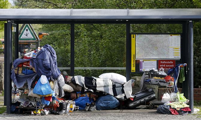 Четверть населения ЕС находится на грани нищеты