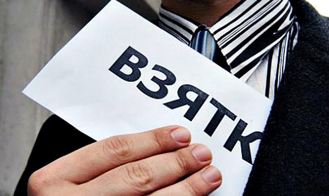 СБУ задержала предпринимателя, который пытался дать взятку чиновнику Фонда гарантирования вкладов