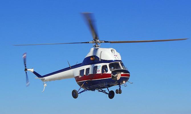 «Мотор Сич» планирует начать выпуск вертолетов в 2018 году