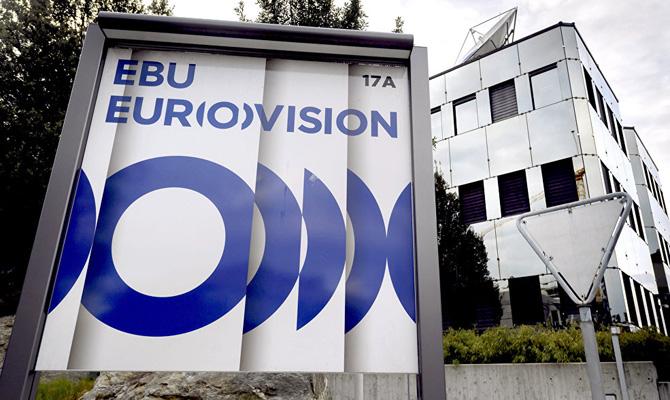 Украина планирует судиться в Швейцарии для возврата средств за Евровидение