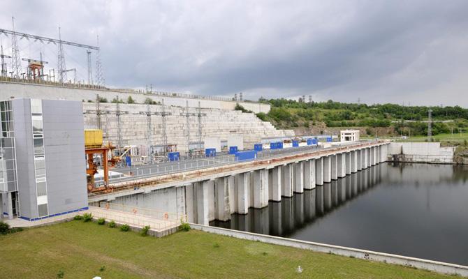Ташлыкской ГАЭС грозит остановка из-за нехватки воды