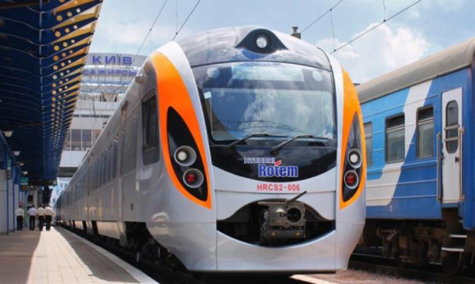 Новый поезд Киев— Перемышль: уже открыли реализацию билетов