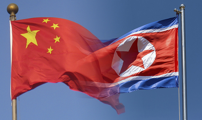 Китай запретил импорт продукции из Северной Кореи