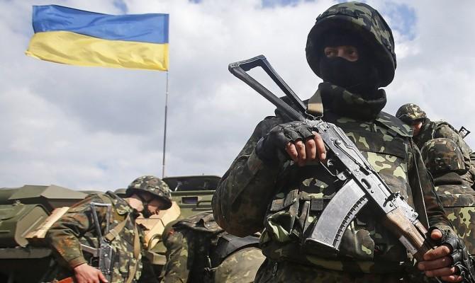 Штаб АТО: Боевики сегодня заставили ВСУ открыть ответный огонь