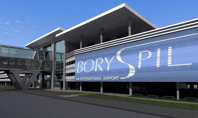 До 2023 аэропорт «Борисполь» хочет построить вторую взлетно-посадочную полосу