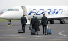 Словенская Adria намерена возобновить полеты в Украину