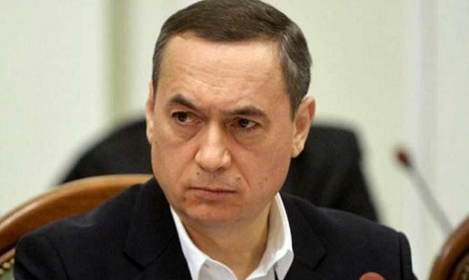 Экс-нардепу Мартыненко частично продлена мера пресечения
