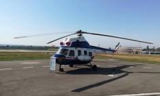 «Мотор Сич» представила вертолет собственного производства